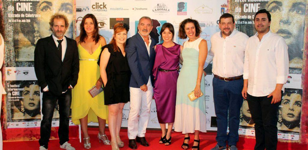 Abierto el plazo para presentar trabajos al  Festival de Cine de Calzada de Cva.