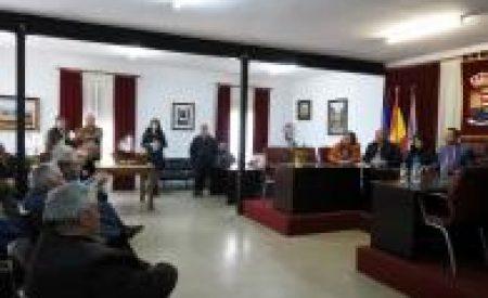 Francisco Martínez Arroyo mantiene un encuentro con agricultores y ganaderos de Guadalmez