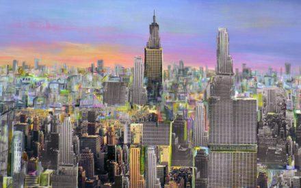 Nueva exposición de pinturas del grupo Pinceladas