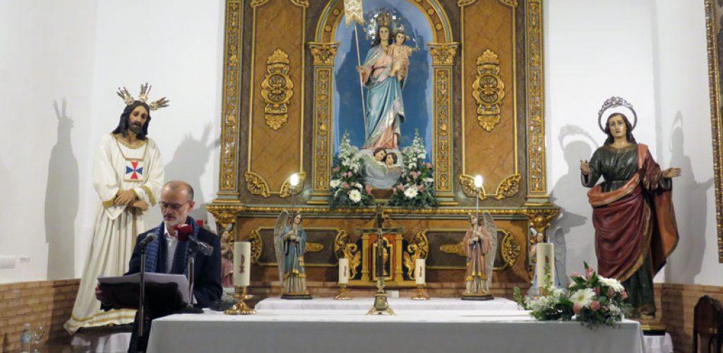 Comienzan las fiestas en honor de la Virgen de la Paz