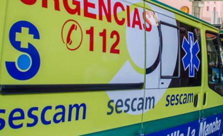 Izquierda Unida denuncia que el contrato de las ambulancias no se está cumpliendo