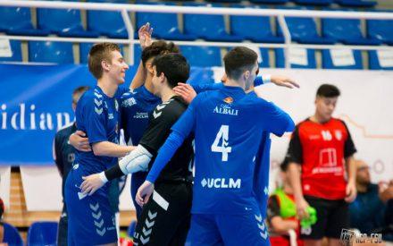 1- 2 | El filial cierra la primera vuelta con victoria a domicilio