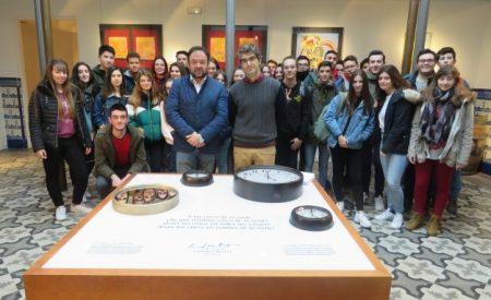 Alumnos del IES Azuer de Manzanares descubren la figura de Ignacio Sánchez-Mejías