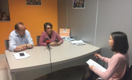 Entrevista a IU-Ganemos: ''somos la alternativa al gobierno''