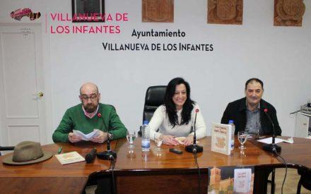 """Juan Simarro Sánchez presenta su libro """"Personajes famosos del Campo de Montiel"""""""