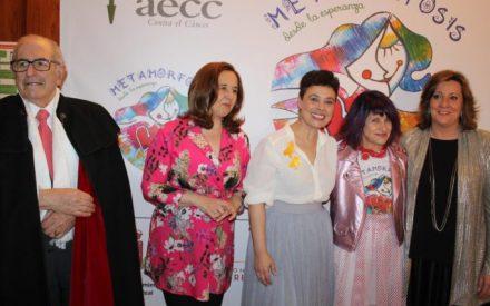 La consejera de Economía, Patricia Franco, ha participado en el festival benéfico 'Metamorfosis desde la esperanza' destinado a la lucha contra el cáncer en Ciudad Real