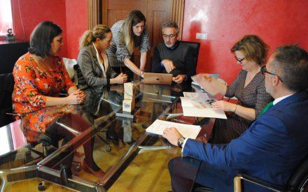 Jesús Martín se reúne con AJE para la organización en la localidad de 'Conecta19'