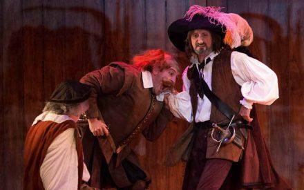 José Luis Gil protagoniza este viernes en Valdepeñas 'Cyrano de Bergerac'