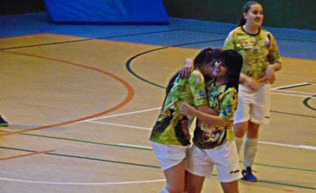 Las Dulcineas logran una nueva victoria en Valdepeñas por tres goles a cero