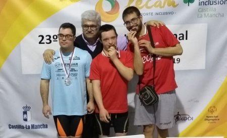 23º Campeonato Regional de Natación FECAM,  Albacete 22, 23 y 24 de Febrero de 2019