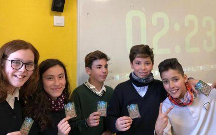 El colegio San Agustín celebra el Día de la Mujer Científica con un Escape Room