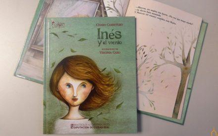 Manzanares acoge mañana la presentación del libro de la BAM «Inés y el viento»