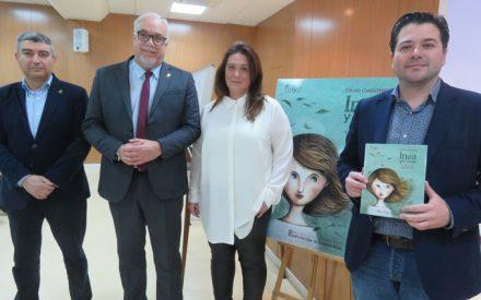 Virginia Caro ilustra el libro infantil 'Inés y el viento'