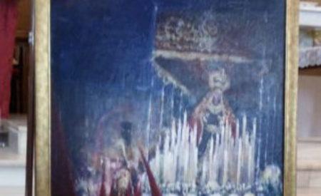 La Agrupación de Hermandades de Valdepeñas ha presentado el cartel oficial de Semana Santa