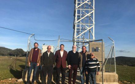 El Gobierno de García-Page lleva la conexión 4G en la pedanía de Gargantiel perteneciente al municipio de Almadenejos