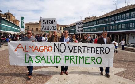 C's exige que los vertederos de Almagro respeten la normativa