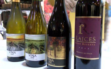 Cata de Bodegas Fernando Castro en el Museo del Vino