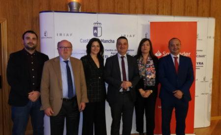 Jornada sobre la PAC 2019 celebrada hoy en el IRIAF de Tomelloso