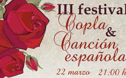 III Festival de Copla y Canción Española