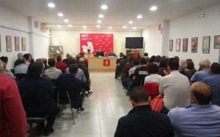 El PSOE de Valdepeñas elige a las mujeres y hombres que conformarán la lista para las elecciones municipales de 2019