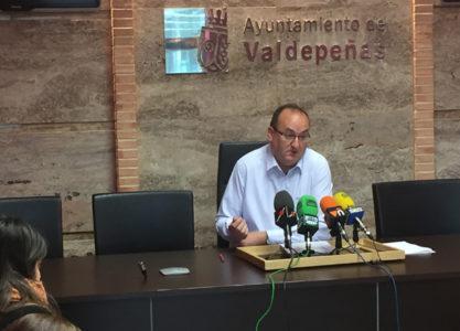Izquierda Unida recuerda que el principal problema de Valdepeñas sigue siendo el paro y rechaza conformismo en esta materia