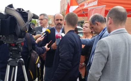 """C's: Francisco Fernández-Bravo: """"Queremos que España y Ciudad Real sean el mejor lugar para poder emprender y formar una familia"""""""