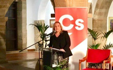 """C's: Virginia Espinosa: """"Cs es el partido de las mujeres, de la igualdad y del futuro"""""""