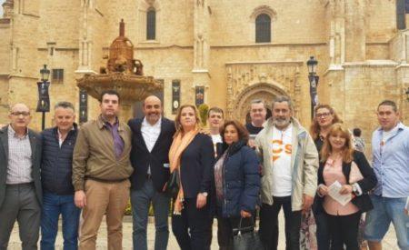 """C's: Francisco Fernández-Bravo en Valdepeñas: """"El Gobierno de Cs apostará por las familias"""""""