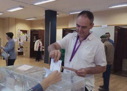 Unidas Podemos Valdepeñas: Luís Benítez de Lugo dice que lo que pase mañana depende de hoy