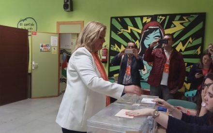 """Ciudadanos Valdepeñas: Virginia Espinosa """"Somos es el único partido que va a hacer posible el cambio"""""""