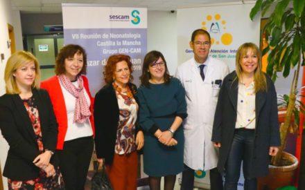 VII Reunión de Neonatología de Castilla-La Mancha en Alcázar de San Juan