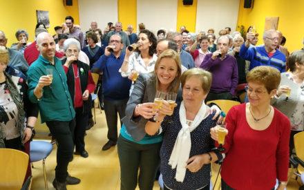 El Centro Municipal de Mayores del Lucero celebra su 12 cumpleaños