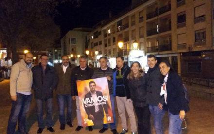 Ciudadanos afirma que el bipartidismo ha dado la espalda a Ciudad Real