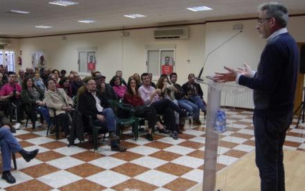 Martín señala que si tenemos elecciones el 28 de abril es porque no se aprobaron unos presupuestos que se dedicaban a las personas