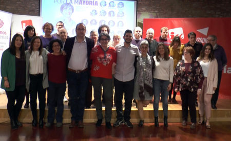 IU presenta su candidatura a las próximas elecciones locales