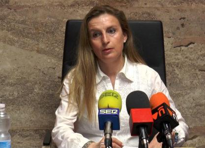Mora exige que no se use la marca y el logotipo de Ganemos Valdepeñas sin su consentimiento