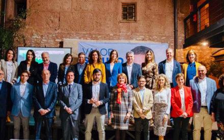 Presentación de la candidatura del PP de Manzanares