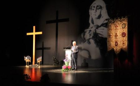 La Semana Santa 2019 comienza oficialmente con el pregón de Ignacio García-Noblejas