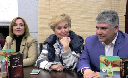 Reunión del PP con agricultores y empresarios de Valdepeñas