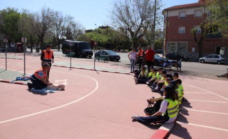 VII Jornadas de Educación vial en Manzanares