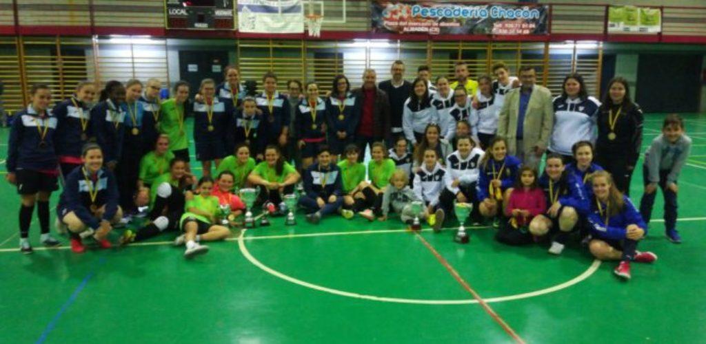Un nuevo milagro de las chicas de fútbol sala de Villanueva de los Infantes