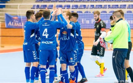 2-0| El filial se impuso al tercer clasificado