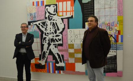 El Museo Municipal acoge «Del espejo y el viajero inmóvil»