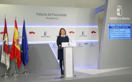 El Gobierno de Castilla-La Mancha destina casi 100 millones de euros para la concesión de servicios a personas mayores