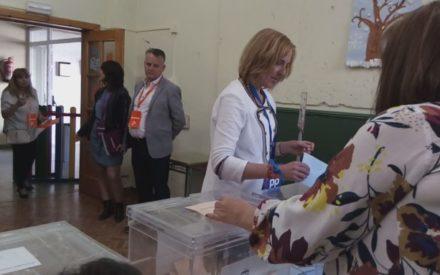 """Cándida Tercero del PP """"Las elecciones locales son las más importantes"""""""