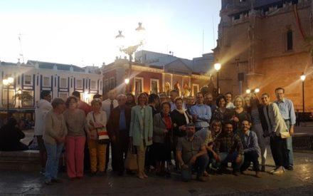 El PP cierra campaña en la Plaza de España de Valdepeñas