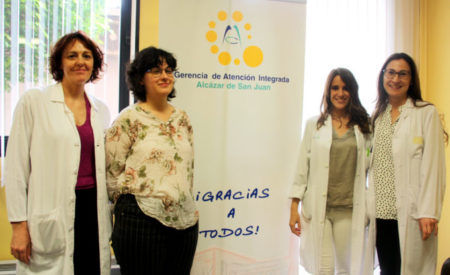 El Hospital Mancha Centro pone en marcha encuentros entre especialistas y futuras madres con esclerosis múltiple