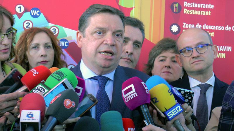 Fenavin - Ministro Planas