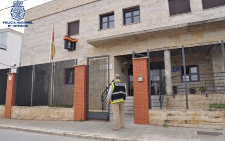La Policía Nacional de Valdepeñas detiene al autor de un tirón