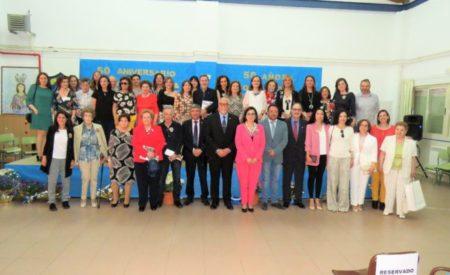 El colegio 'Altagracia' de Manzanares celebra 50 años